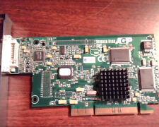 AGP card NumberNine FRU 33L1618 01-338340-00 SR9 SGRAM 8/16MB 00-338345-662 DVI