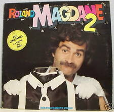 33T Roland MAGDANE Vinyl LP Enr. PUBLIC N°2 bodies - FLARENASCH 723627