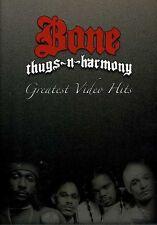 Bone Thugs N Harmony Greatest Video Hits (2004, DVD New) Explicit Version