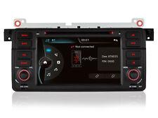 "Für BMW 3 E46 318 320 325 7"" Autoradio DVD Navigation Bluetooth GPS MP3 DVR USB"