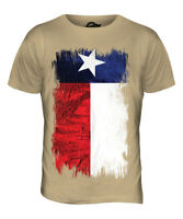 TEXAS STATE GRUNGE FLAG MENS T-SHIRT TEE TOP TEXAN SHIRT JERSEY GIFT