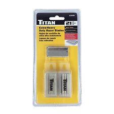 Titan TTN-11039 Extra-heavy Duty #20 Razor Blades, 20pc