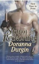 Storm Of Reckoning by Doranna Durgin PB new