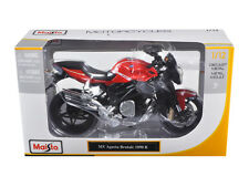 2012 MV AGUSTA BRUTALE 1090 R RED BIKE 1/12 MOTORCYCLE BY MAISTO 11096