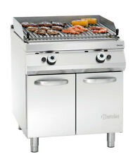 Lavasteingrill Lava Stein Grill Gas OU  800 x 900 x 900 Imbiss Gastro Gastlando