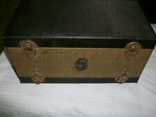 Vintage Barnett & Jaffe Baja Slide Case with approximately 50 slides