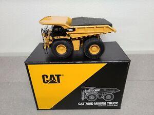 Caterpillar Cat 789D Mining Truck - CCM Brass 1:87 Scale Model New!