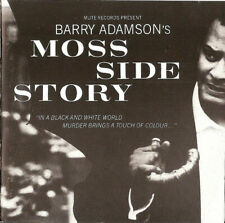 Barry Adamson ‎– Moss Side Story - CD ALBUM our ref 1834