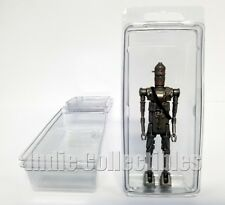 STAR WARS BLISTER CASE LOT OF 3 Action Figure Display Protective Clamshell LARGE