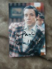 More details for roger lloyd pack trigger only fools hand signed photograph dedicated to paul