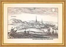 Corbach Korbach Eisenberg Schiefergebirge Prozynosuchus Waldecker  Merian 0014