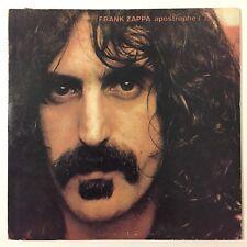 Frank Zappa Lp Vinyl Records For Sale Ebay