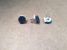(10 pcs) 3352T-1-252 Bourns, 2.5K ohm 0.5 Watt, Thumbwheel Potentiometer