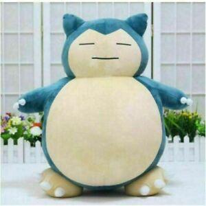 Jumbo SNORLAX Pokemon Center Kabigon Plush Toy Soft Doll 30cm Figure Gift AU