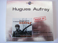 HUGUES AUFRAY best of 20 TITRES NEUF SCELLE