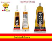 Pegamento Universal T-7000 Negro Para Pegar Pantalla Lcd Tactil  Moviles