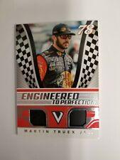 Martin Truex Jr. 2018 Panini Victory Lane Race Used Material 116/399 #EP-MT NM-M
