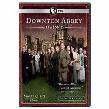 Masterpiece Classic: Downton Abbey Seaso DVD