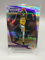 Brandon Ingram 107/199 Panini Threads 2018-19 Los Angeles Lakers #48