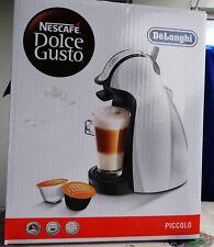 neue Nescafé® Dolce Gusto® Piccolo,Kaffeekapselmaschine von De´Longhi, weiß