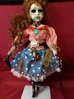 Sinisterly Sissy's 'Mikkie' Undead,Spooky,Creepy,Haunted, Gothic, 21""