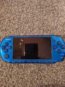 Sony PSP 3000 Vibrant Blue Handheld System