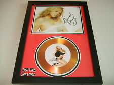 Mariah Carey   SIGNED GOLD CD  DISC   2