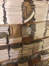 "100 Joblot Bulk Shorthand Notebook 8""x 5""Ruled White 150 Sheets Wholesale Office"
