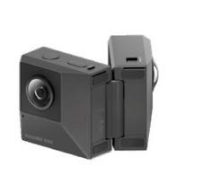 Insta360 Evo Camera 5.7k 18mp flow stabilization 3D