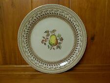 Johnson Brothers FRUIT SAMPLER Older Style Dinner Plate brown transferware