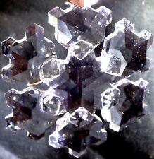 Swarovski 1994 Christmas Star / Snowflake - 2 SMALL CHIPS, with box