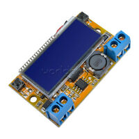 DC-DC Step Down Power Supply Adjustable Module With LCD Display With Case