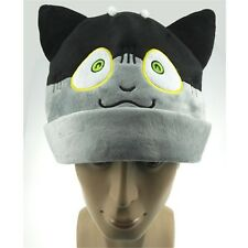 Blue Exorcist Ao no Exorcist Kuro Neko Rin Cotton Plush Beanie Hat Gift Cosplay