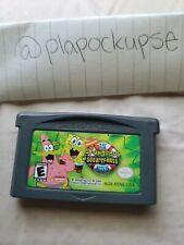 [Nintendo] [GameBoy Advance] SpongeBob SquarePants Movie