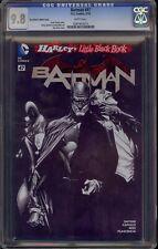 BATMAN #47 CGC 9.8 ALEX ROSS BLACK & WHITE VARIANT   COMIC KINGS