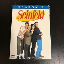 Seinfeld - Volume 2 Season 3 - (4-Disc DVD Box Set)  -- EXCELLENT CONDITION --