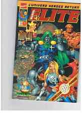 LOT DE 17 MARVEL ELITE 1 2 3 4 5 6,12,16,18,19,22 23 24,27,30,31,37 THOR