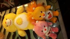 Care Bears & Care Bear Cousin Lot of 3 Good Condition
