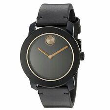 Movado 3600297 Men's Bold Black Quartz Watch