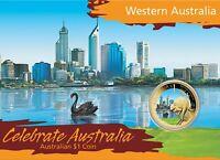 Australien 1 Dollar 2009 Celebrate Australia Western Australia