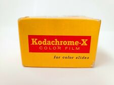 Kodak Kodachrome-X 35mm Film x36 Exp. Expired Jul.1970. Free Shipping