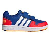 Scarpe bambino bimbo Adidas FY9443 sneakers da tennis ginnastica sportive scuola