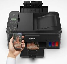 DHL -NEW Canon PIXMA G4000 High Capacity Refill Ink Tank System Wireless Printer