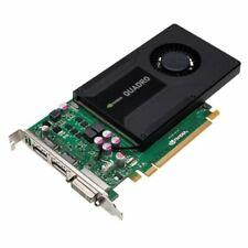 HP nVIDIA Quadro K2000 2 GB GDDR5 700103-002 713380-001 PCI-E   #129021