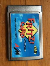 AVM FRITZ! Card 2.0 ISDN PCMCIA ISDN-Modem
