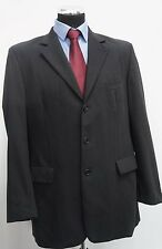 "MS4 JENNERS EDINBURG MEN'S CHARCOAL 2 PC SUIT CHEST 42""  W36R  L 32.5"""
