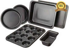 Simply Calphalon Nonstick 6 Piece Bakeware Set, New, Free Shipping, Top Quality