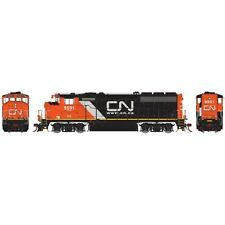 Athearn ATHG40961 HO Locomotive GP40-2L /DCC & Sound CN / Web Address 9591