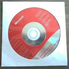 Drivers Microsoft Intellipoint 6.1 for PC and Mac drivers CD
