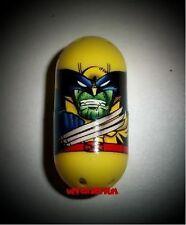 Marvel Universe Mighty Beanz 31 Wolverine Skrull Bean 2010 Uncanny X-Men Avenger